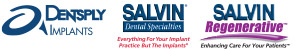 Course Sponsors: Dentsply Implants, Salvin Dental